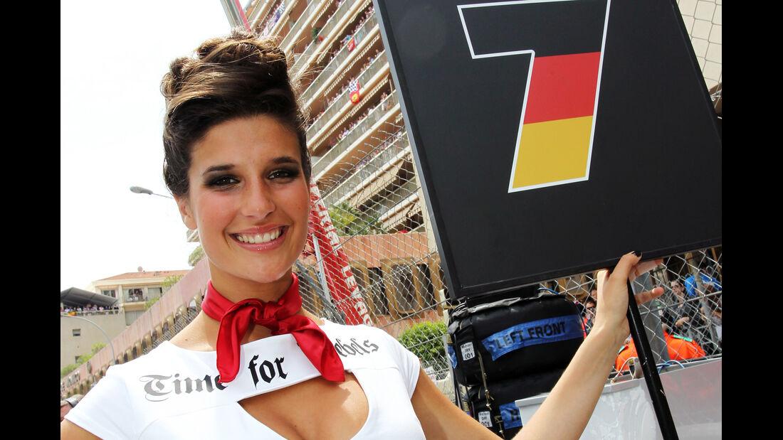 Girls GP Monaco 2076