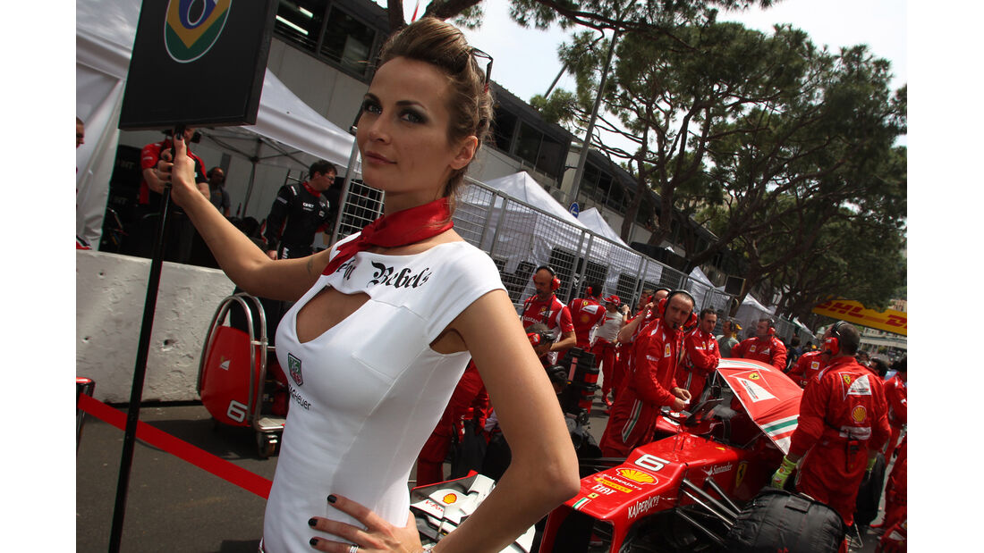 Girls GP Monaco 2078