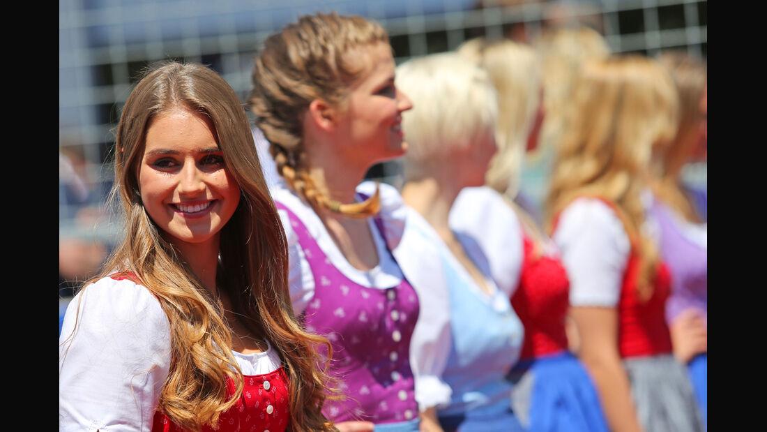Girls - GP Österreich 2014