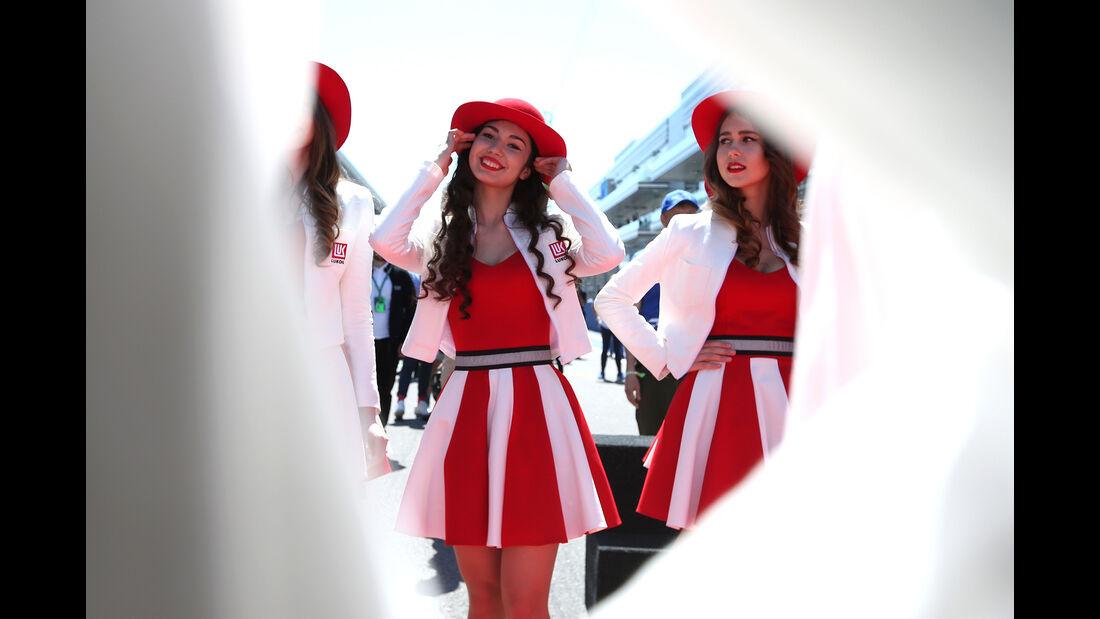 Girls - GP Russland 2017