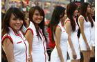 Girls - GP Singapur 2011