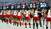 Girls - GP Singapur 2012