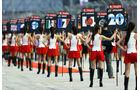 Girls - GP Singapur 2012