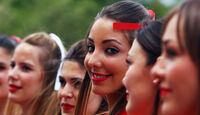Girls - GP Spanien - 12. Mai 2012