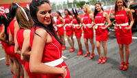 Girls GP Spanien 2012 Barcelona