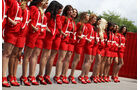 Girls - GP Spanien 2013