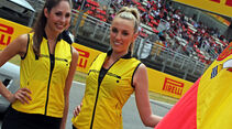 Girls - GP Spanien 2014