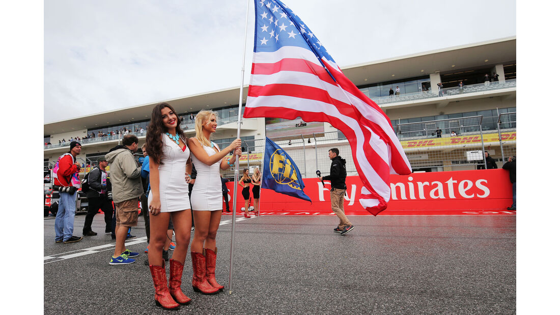 Girls - GP USA 2015