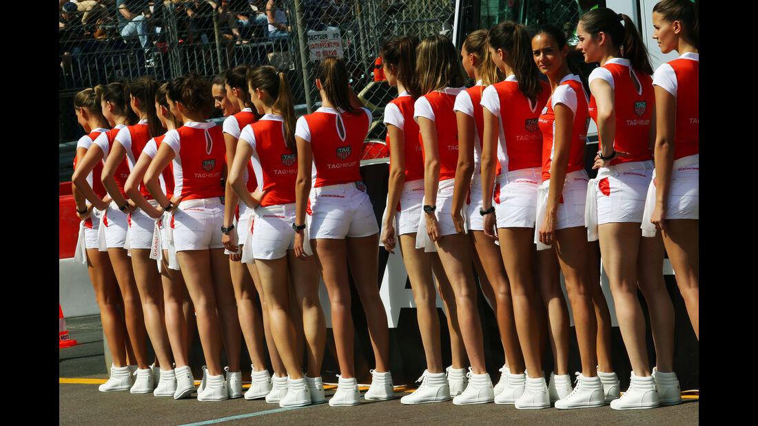 Girls - Grand Prix von Monaco - 2016