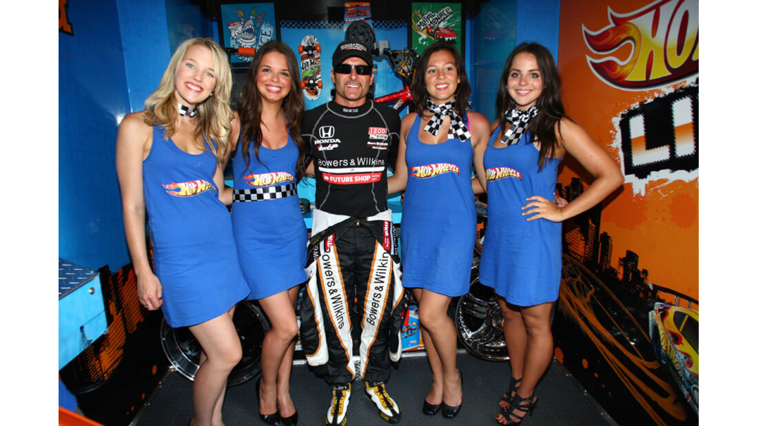 Girls IndyCar Toronto 2011