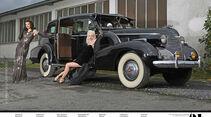 Girls & Legendary US-Cars 2019