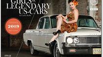 Girls & Legendary US-Cars 2020