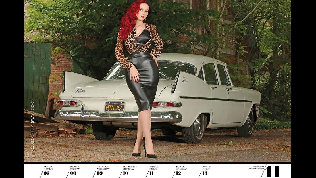 Girls & Legendary US-Cars 2022