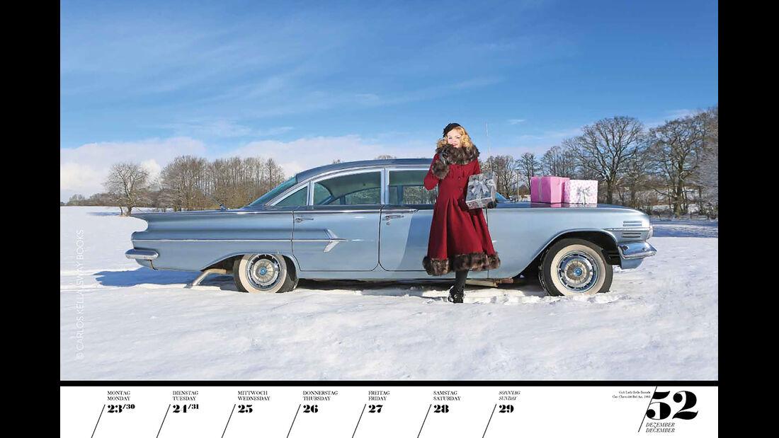 Girls & Legendary US-Cars 2023