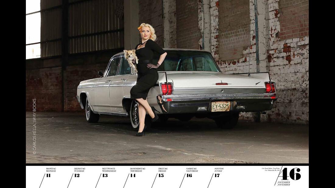 Girls & Legendary US-Cars 2026