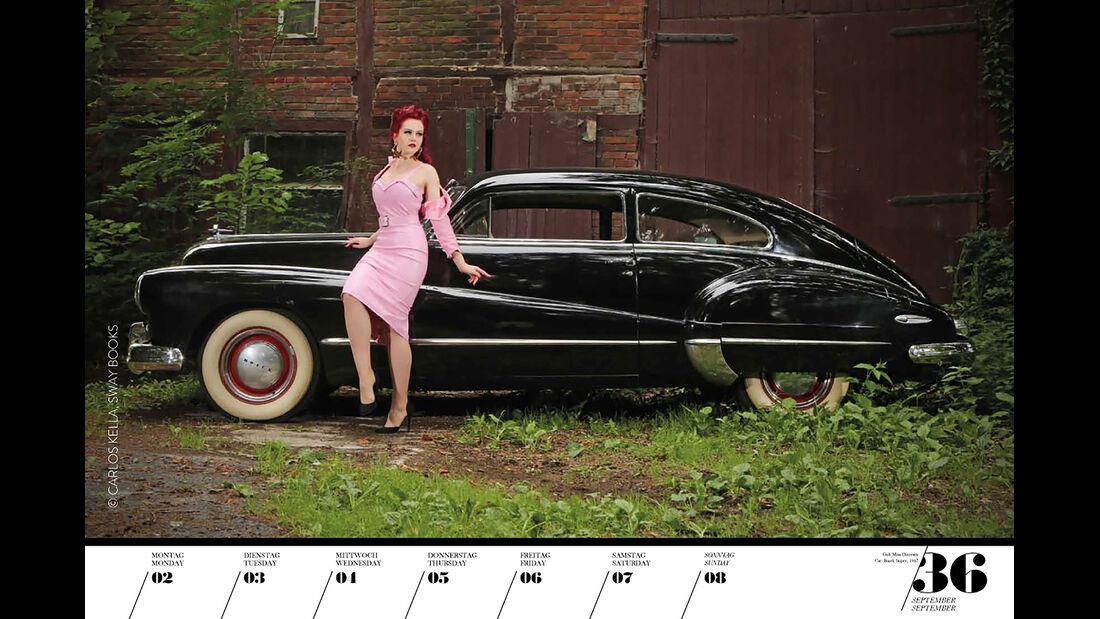 Girls & Legendary US-Cars 2027