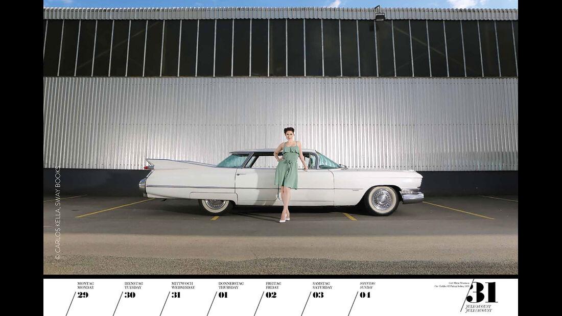 Girls & Legendary US-Cars 2028