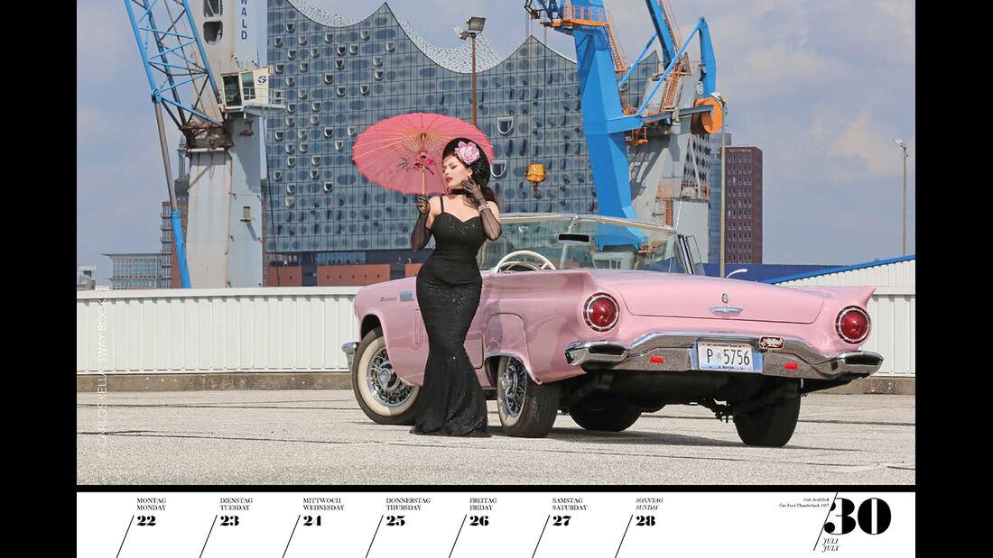 Girls & Legendary US-Cars 2029