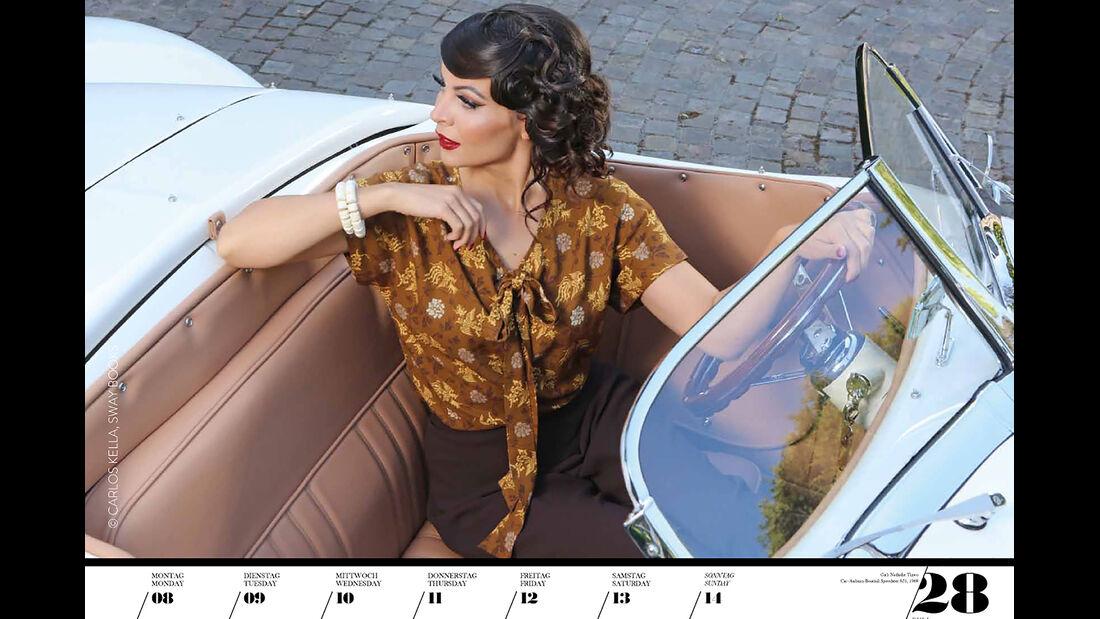 Girls & Legendary US-Cars 2030