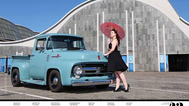 Girls & Legendary US-Cars 2032