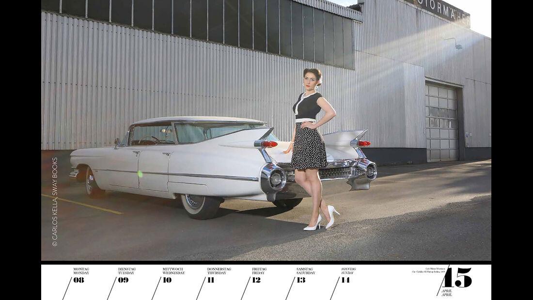 Girls & Legendary US-Cars 2035