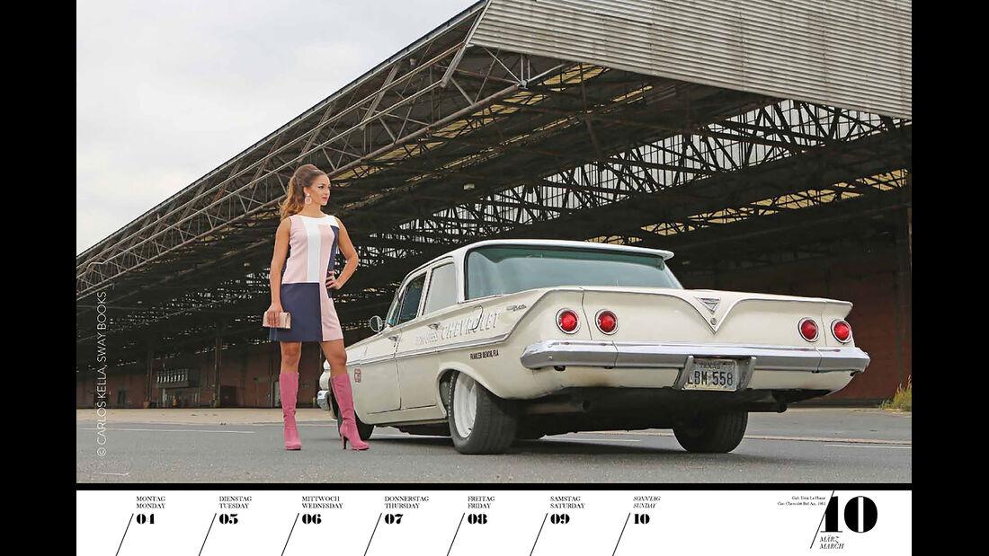 Girls & Legendary US-Cars 2037