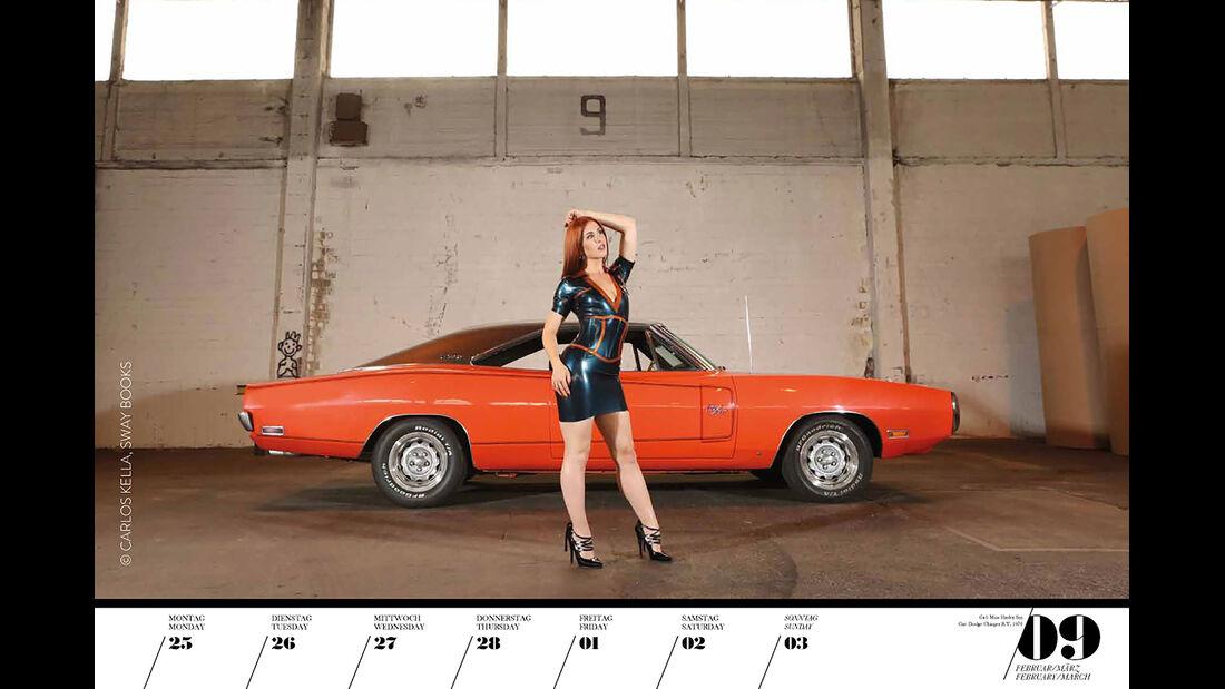 Girls & Legendary US-Cars 2038