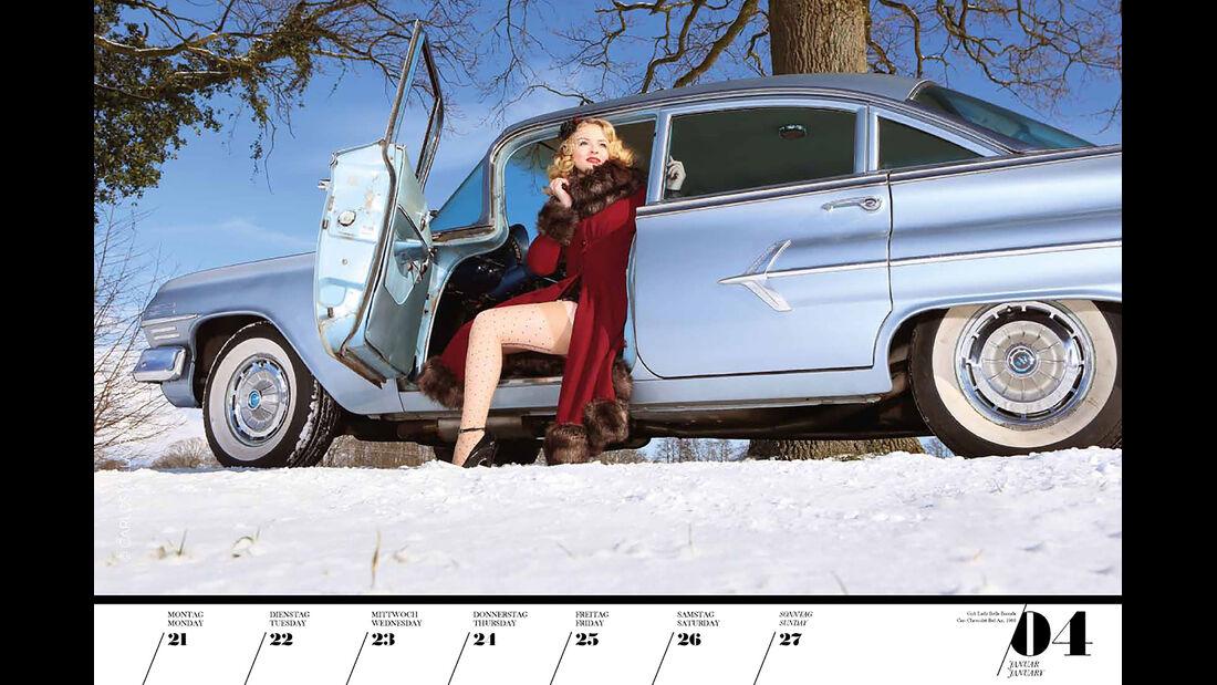 Girls & Legendary US-Cars 2039