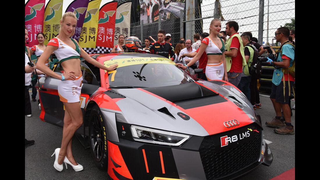 Girls - Macau Grand Prix