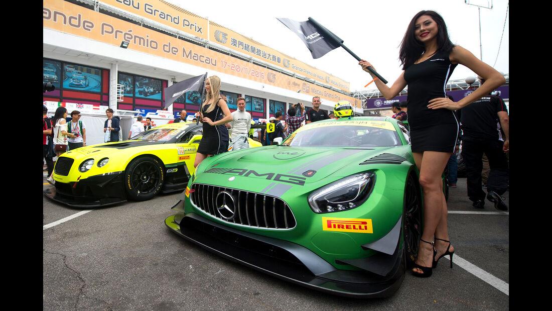 Girls - Macau Grand Prix 2016