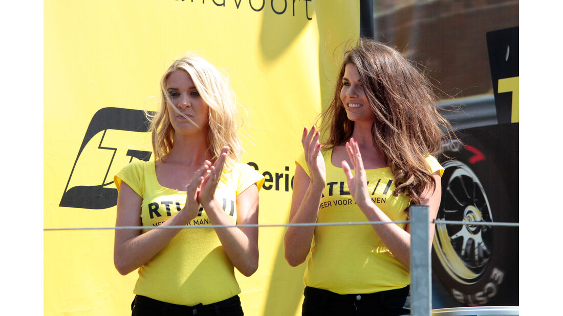 Girls - Masters of Formula 3 2013