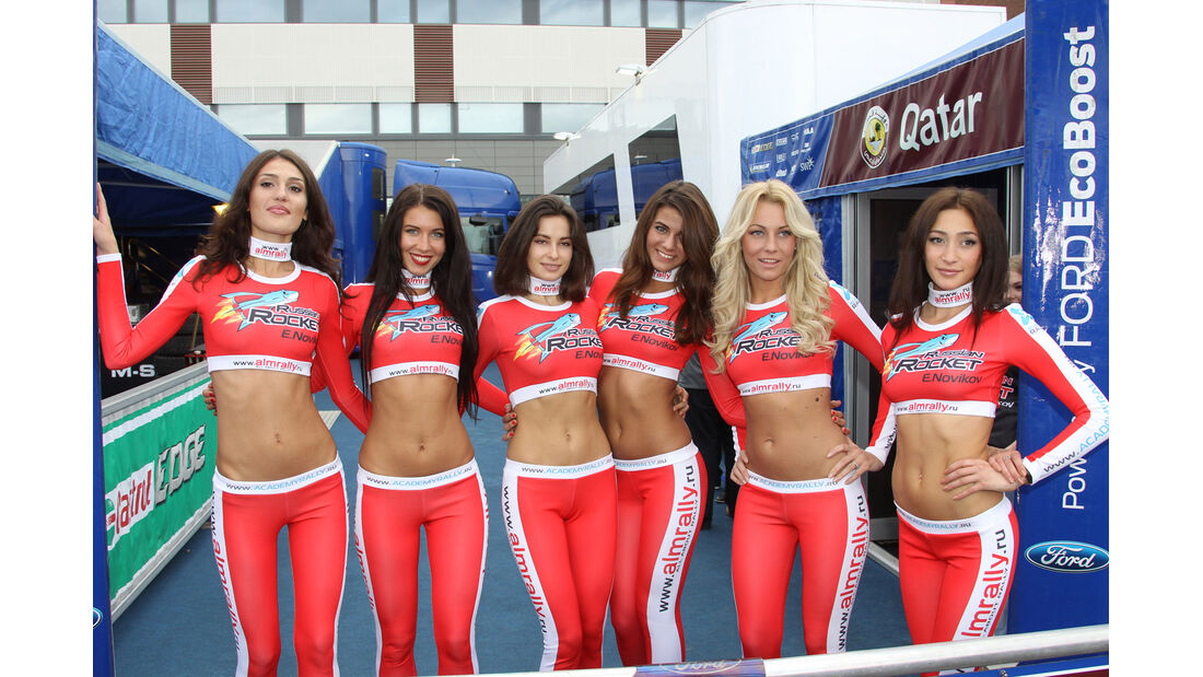 Girls - Rallye Finnland 2013