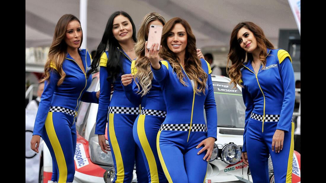 Girls - Rallye Mexiko