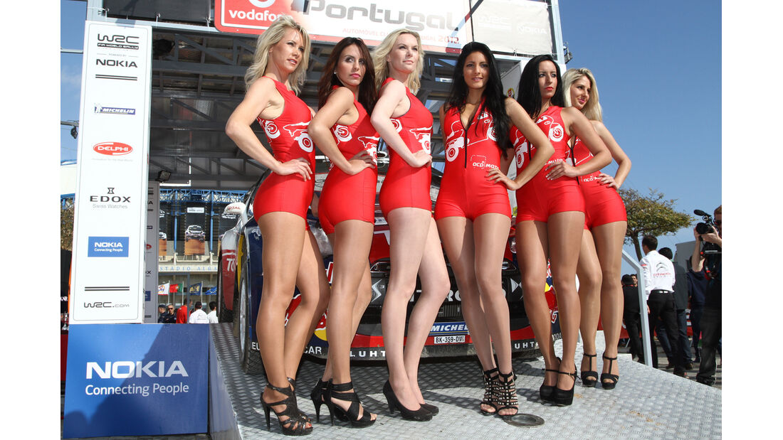 Girls Rallye Portugal 2012