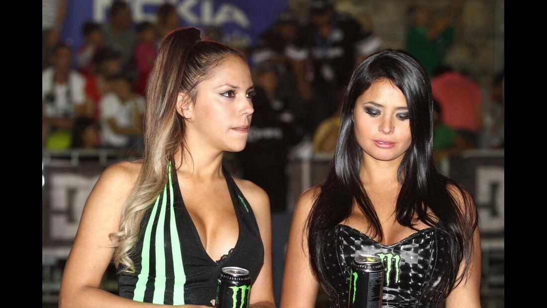Girls WRC Rallye Mexiko 2012
