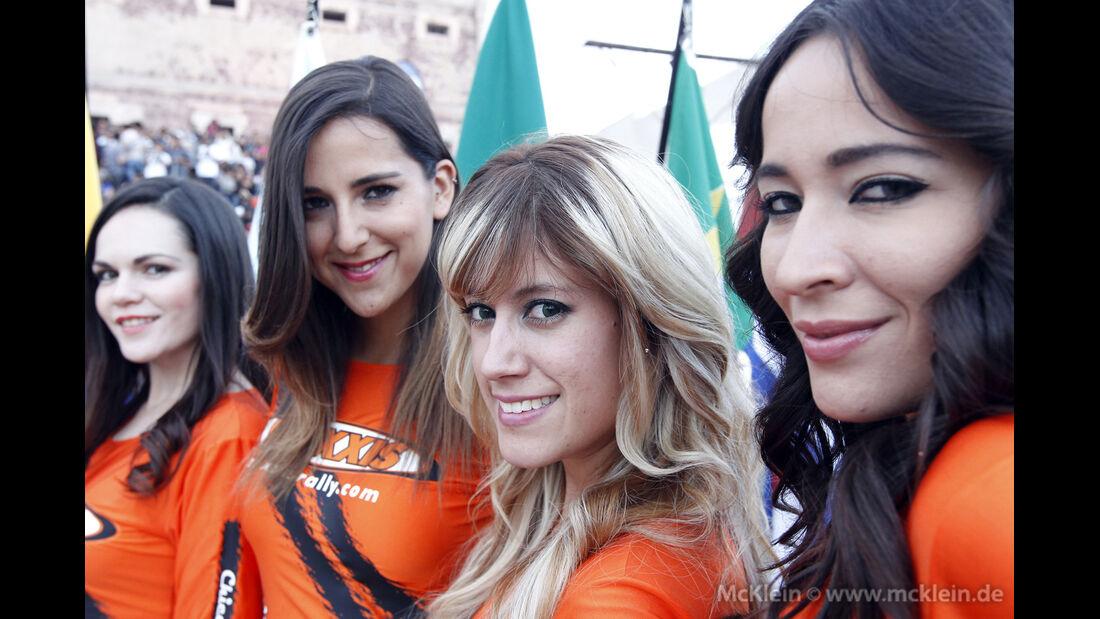 Girls WRC Rallye Mexiko 2013