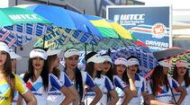 Girls - WTCC - Marrakesch - 13.04.2014