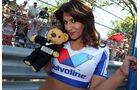 Girls - WTCC Portugal 2013