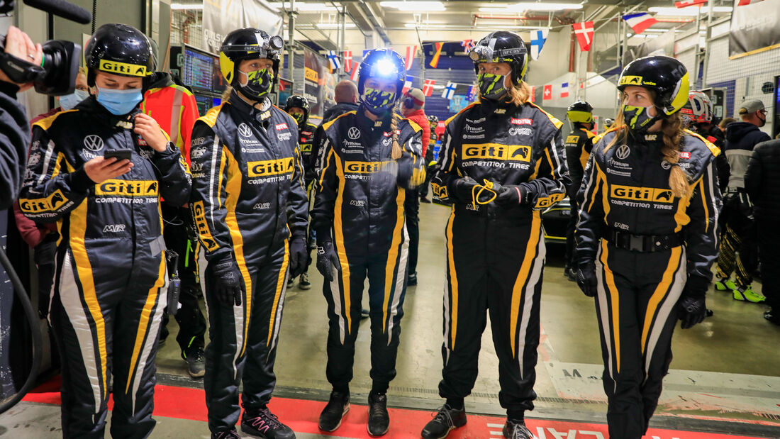 Giti Tire Motorsport by WS Racing - 24h-Rennen - Nürburgring - Nordschleife - Donnerstag - 24. September 2020