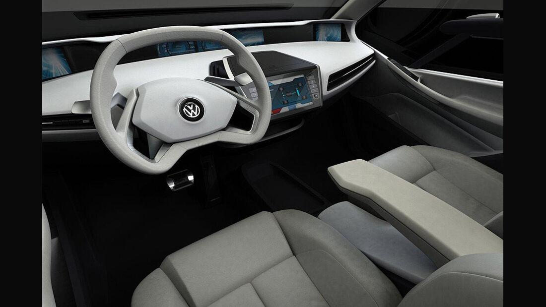 Giugiaro VW Go Cockpit