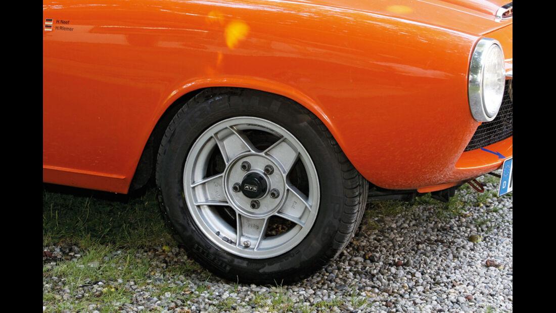 Glas 1300 GT Coupé, Rad