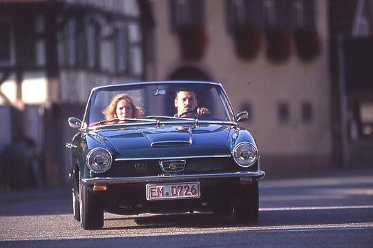 Glas 1700 GT Cabriolet