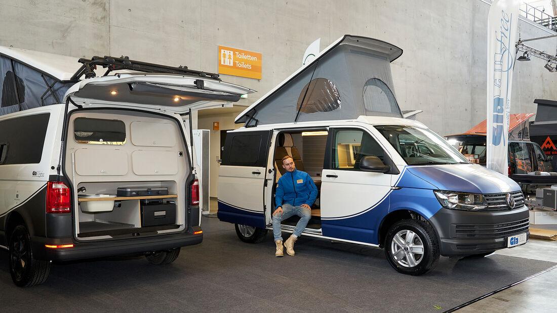 Glavan Free Classic, Campingbus, CMT 2020