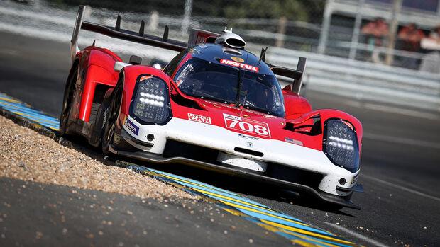 Glickenhaus 007 LMH - Startnummer #708 - 24h-Rennen Le Mans 2021
