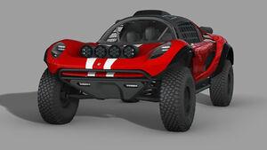 Glickenhaus 008 Baja Dakar Buggy