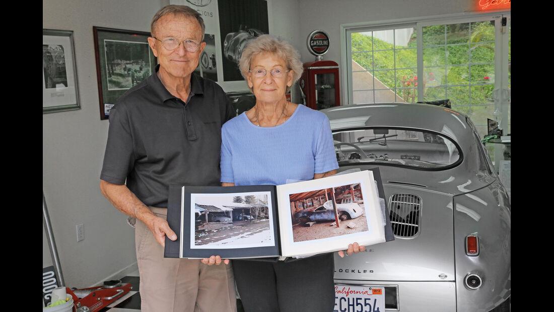 Glöckler-Porsche, Besitzer