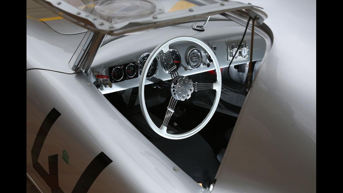 Glöckler-Porsche, Cockpit