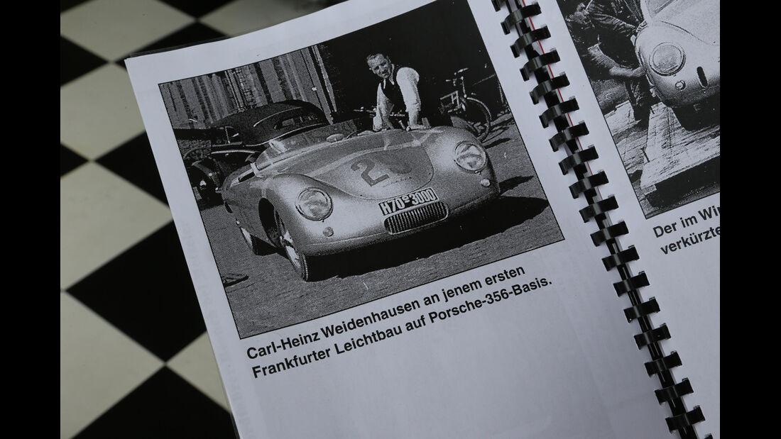 Glöckler-Porsche, Historie