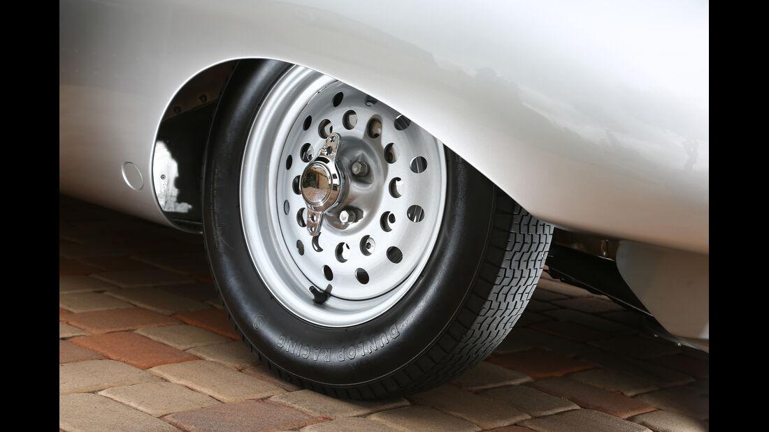 Glöckler-Porsche, Rad, Felge