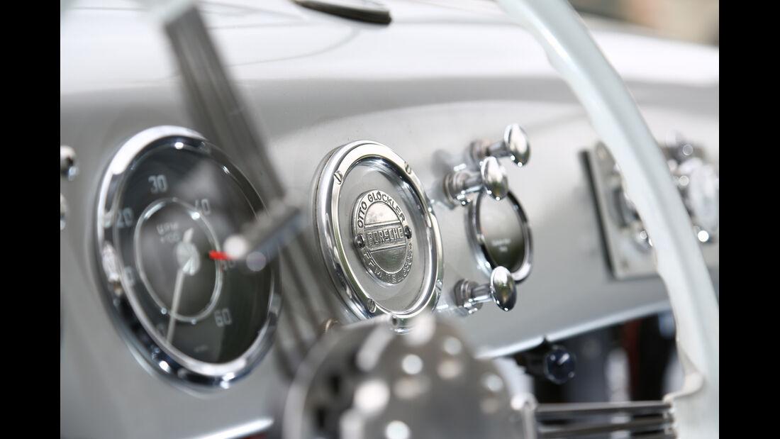 Glöckler-Porsche, Rundinstrumente